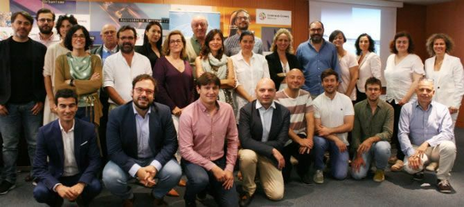 Alfabia Gardens selected for the European project TouriSMEshare.